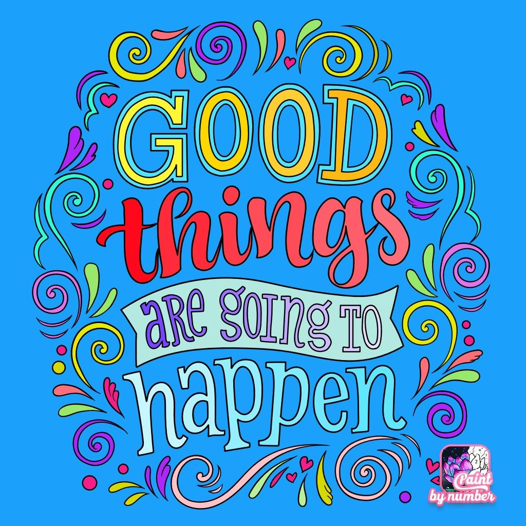 Quotes Coloring Book App Coloring Books Paint By Number