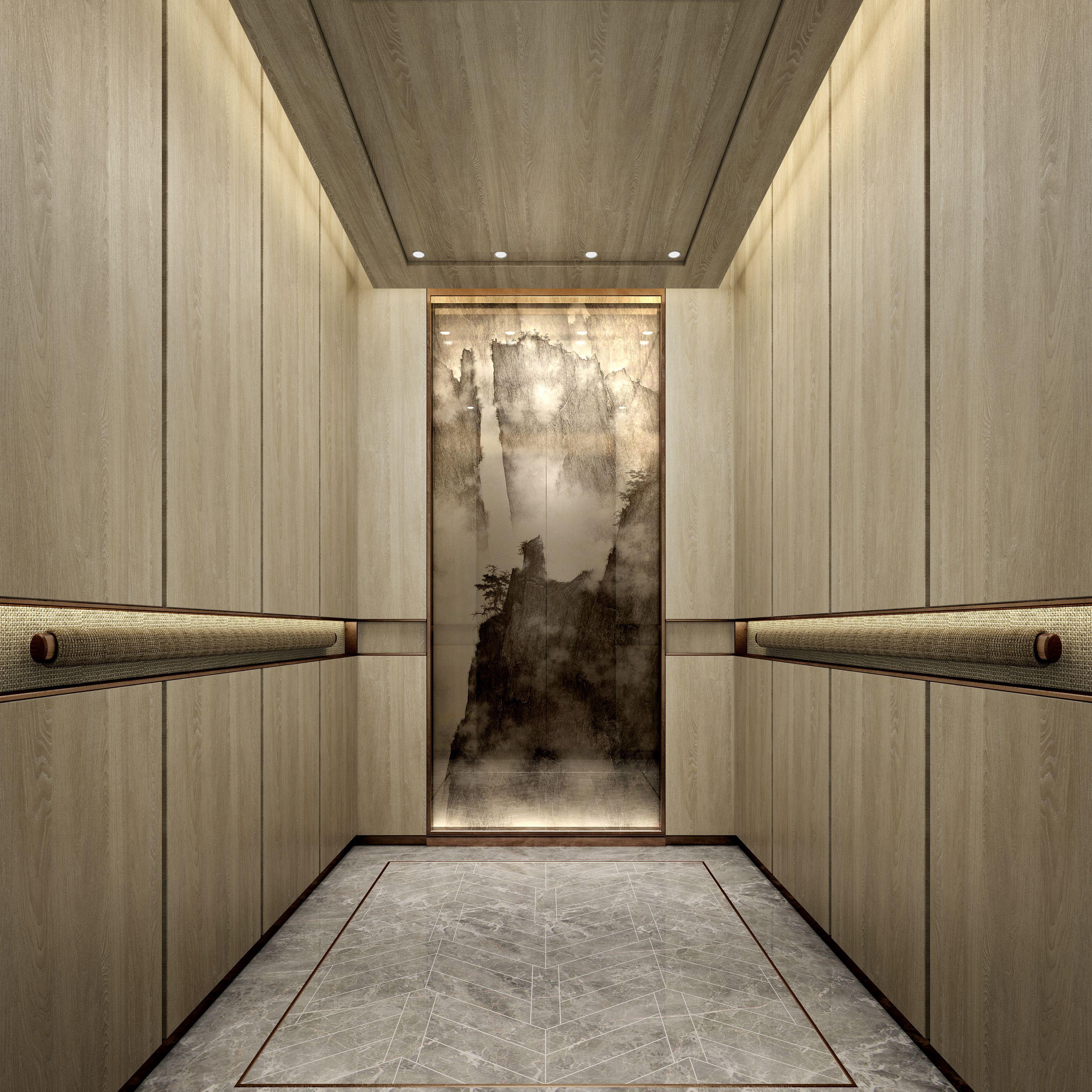 Ark Wood Elevator pincarol hong on inspiration | elevator design, lift