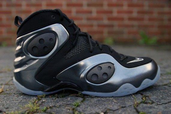 online retailer 1cef5 1fe82 Nike Zoom Rookie LWP - Black Anthracite