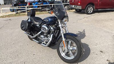 eBay: Harley-Davidson® XL1200C - Sportster® 1200 Custom -- 2013 Harley-Davidson® XL1200C - Sportster® 1200 Custom 10800… #harleydavidson