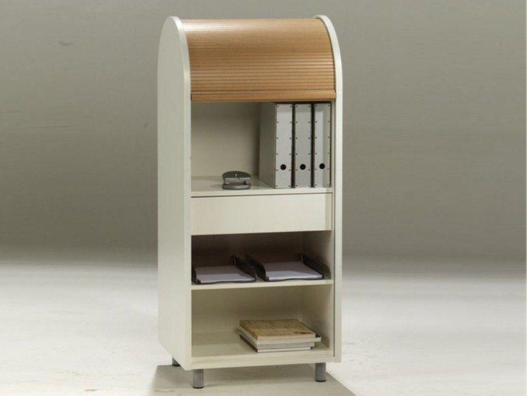 Mueble de oficina de MDF con puertas de persianas Colección Swing by ...