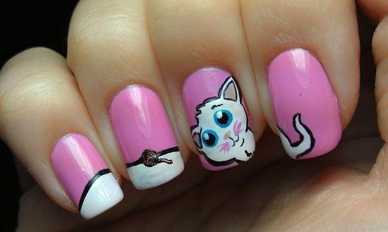 New Hello Kitty Nail Art Ideas And Design Nailart In 2018