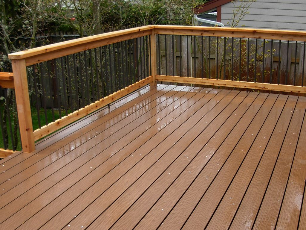 Patio and Deck Cleaning Tips Timber deck, Staining deck