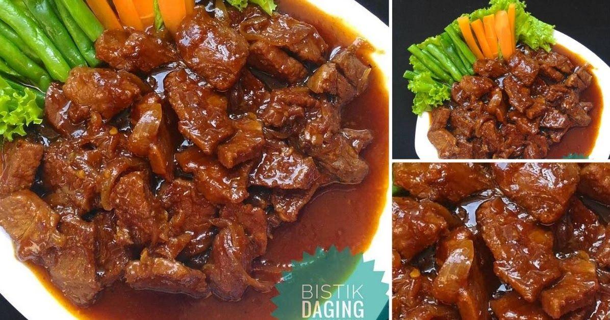Bistik Daging Merupakan Menu Tradisional Dari Solo Yang Kurang Terlihat Gaya Indonesia Nya Kok Bisa Hal Ini Dikarenakan Ada Warisa Resep Resep Masakan Daging