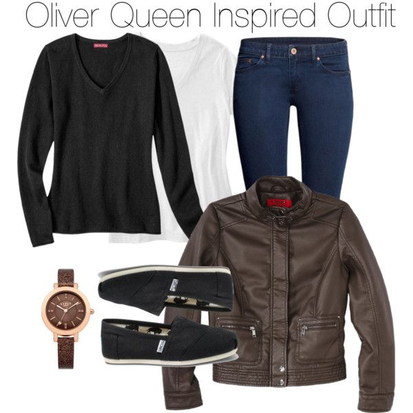 """""""Arrow - Oliver Queen Inspired Outfit"""" by staystronng on Polyvore"""
