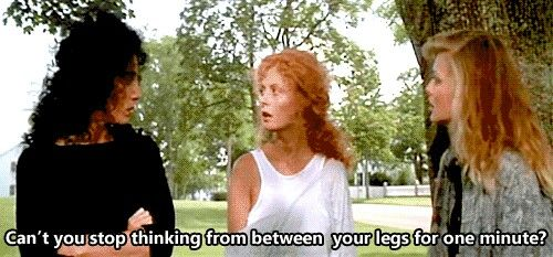 Pin By Kassidy Presley On My Favorite Movie Lines The Witches Of Eastwick Movie Scenes Movies