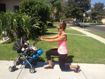 Best 25+ Stroller workout ideas on Pinterest | Mommy ...