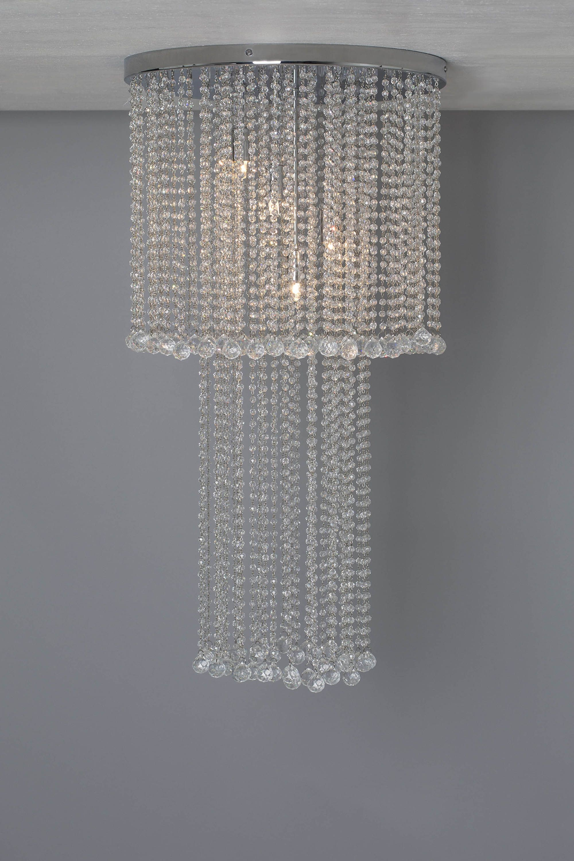 Sophie flush light bhs crystal chandeliers pinterest