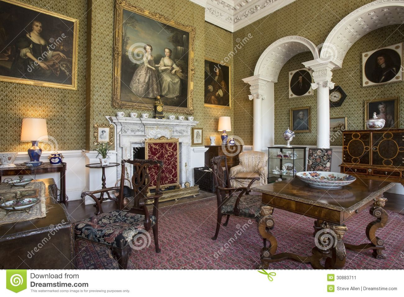 Stately Home Interiors. Images For  English Country House Interiors Death by Design