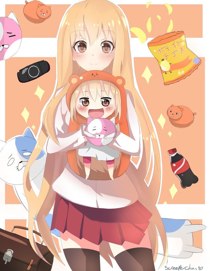 Anime Tv Himouto Umaru Chan