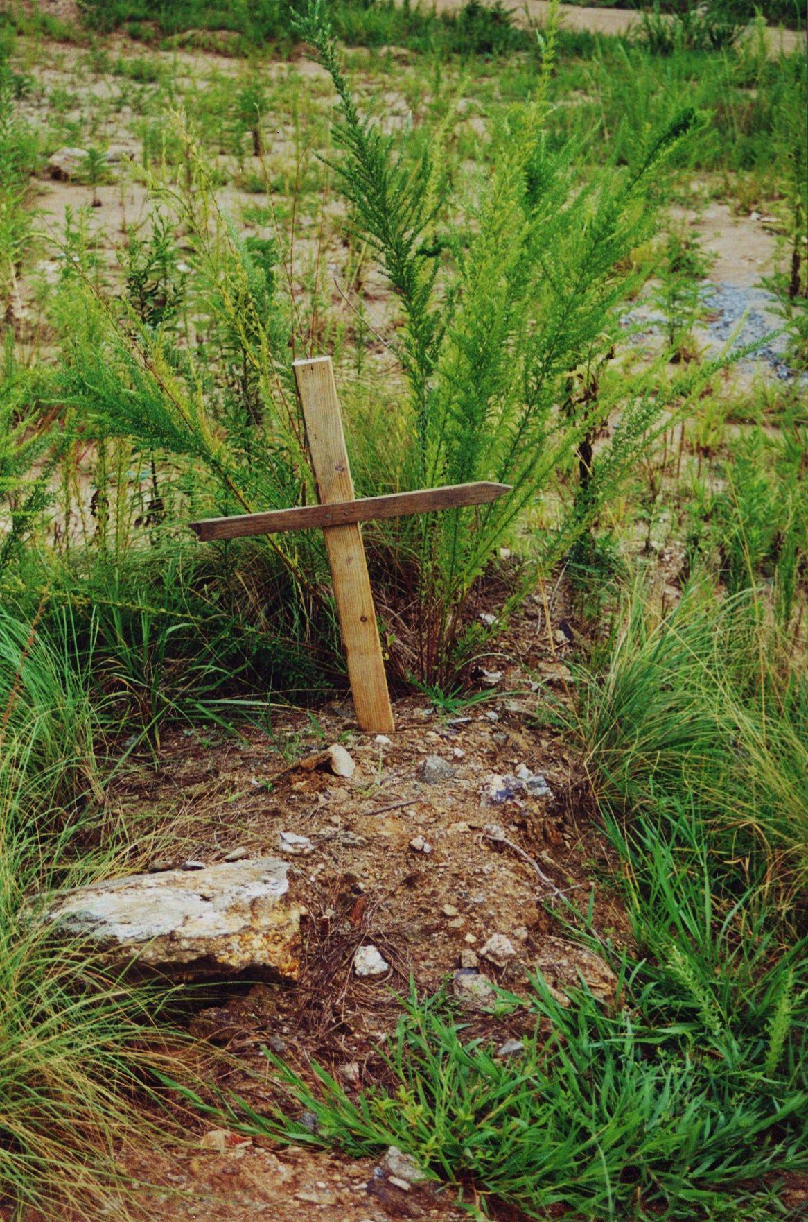 Mississippi Unmarked Grave