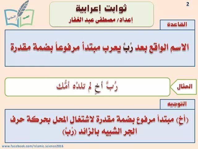 Pin By La Fra On نحو Arabic Grammar Learn Arabic Language Teach Arabic Learning Arabic