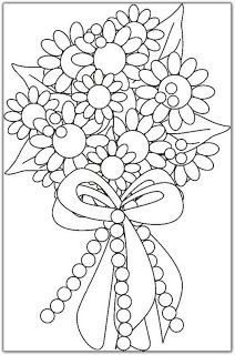 Wedding Printables Children Google Search Flower Coloring Pages Spring Coloring Pages Wedding Coloring Pages