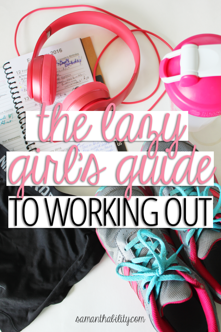 the lazy girl s guide to working out girls motivation to work face it when it comes to fitness we re all a lot lazier than we d like to admit check out this guide that will make working out in college