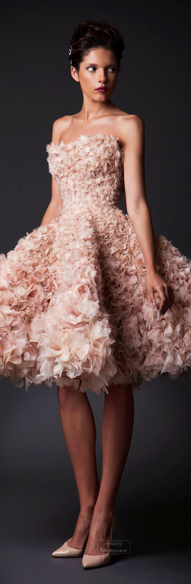 Krikor Jabotian Fall-winter 2014-2015. | prom dresses | Pinterest ...