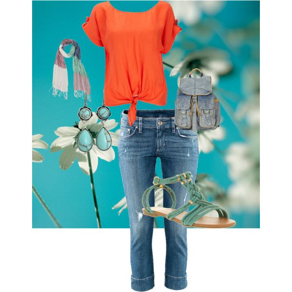 at easy, created by janeblunck on Polyvore