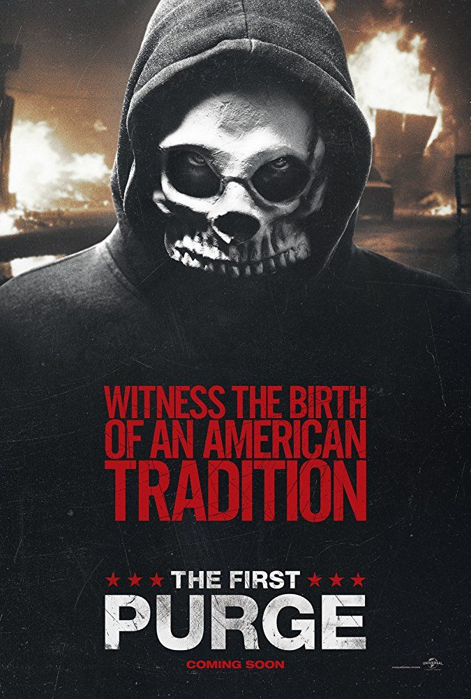 The First Purge (2018) | horror movies on netflix The First