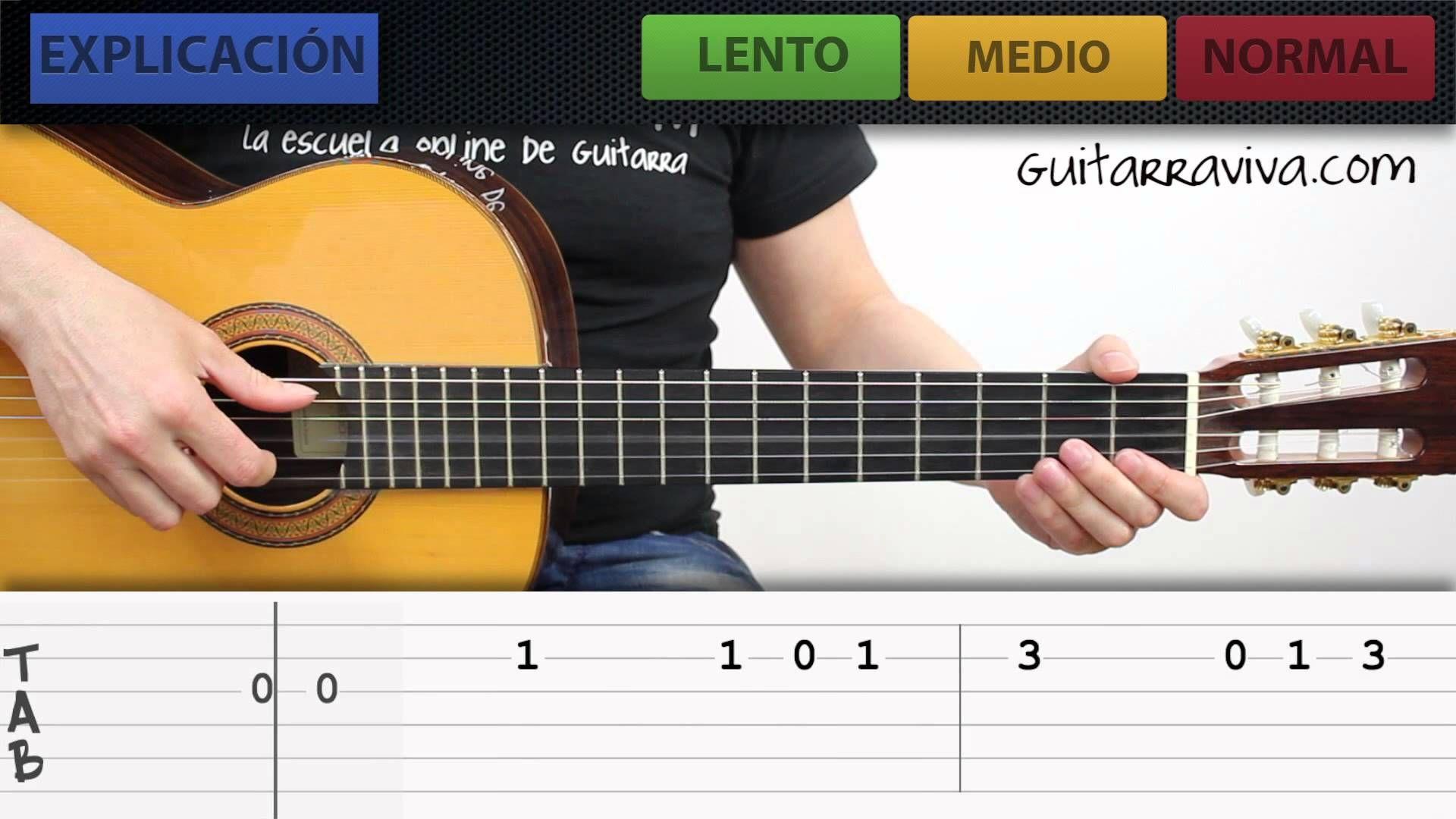 Las Mañanitas En Guitarra Acústica Muy Facil Para Principiantes Y Novatos Guitarras Guitarra Acustica Acordes De Guitarra Acustica