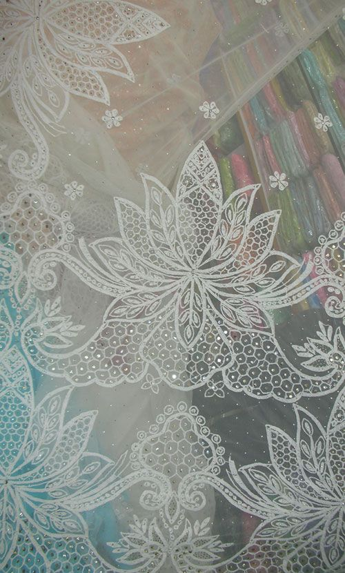 Chikankari Craft Is Said To Be Brought To Lucknow In 18th Century From East Bengal By The Nawabs ...