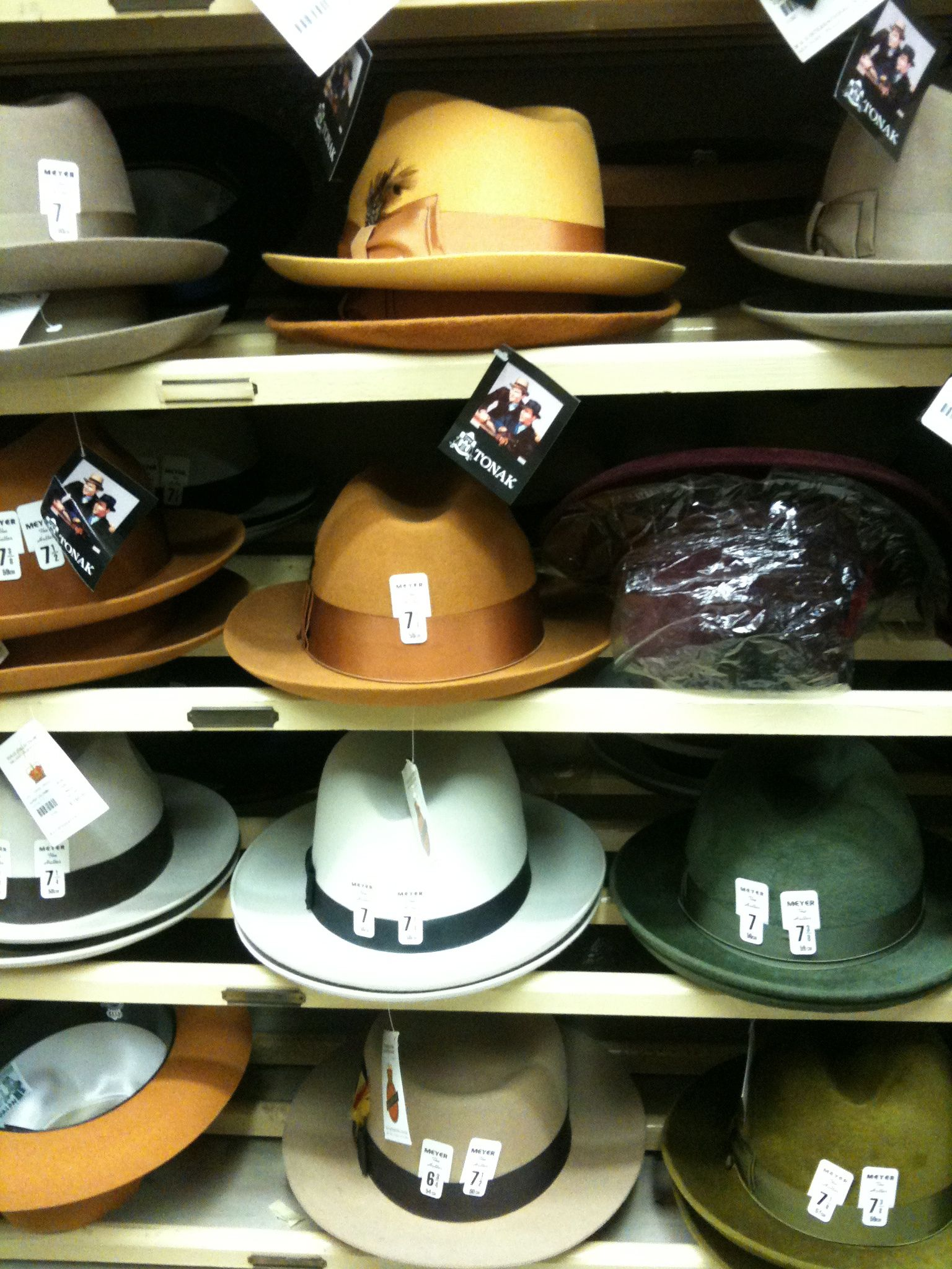 Tip Your Hat To Meyer The Hatter In New Orleans Gonola Com New Orleans Big Men Fashion Hats