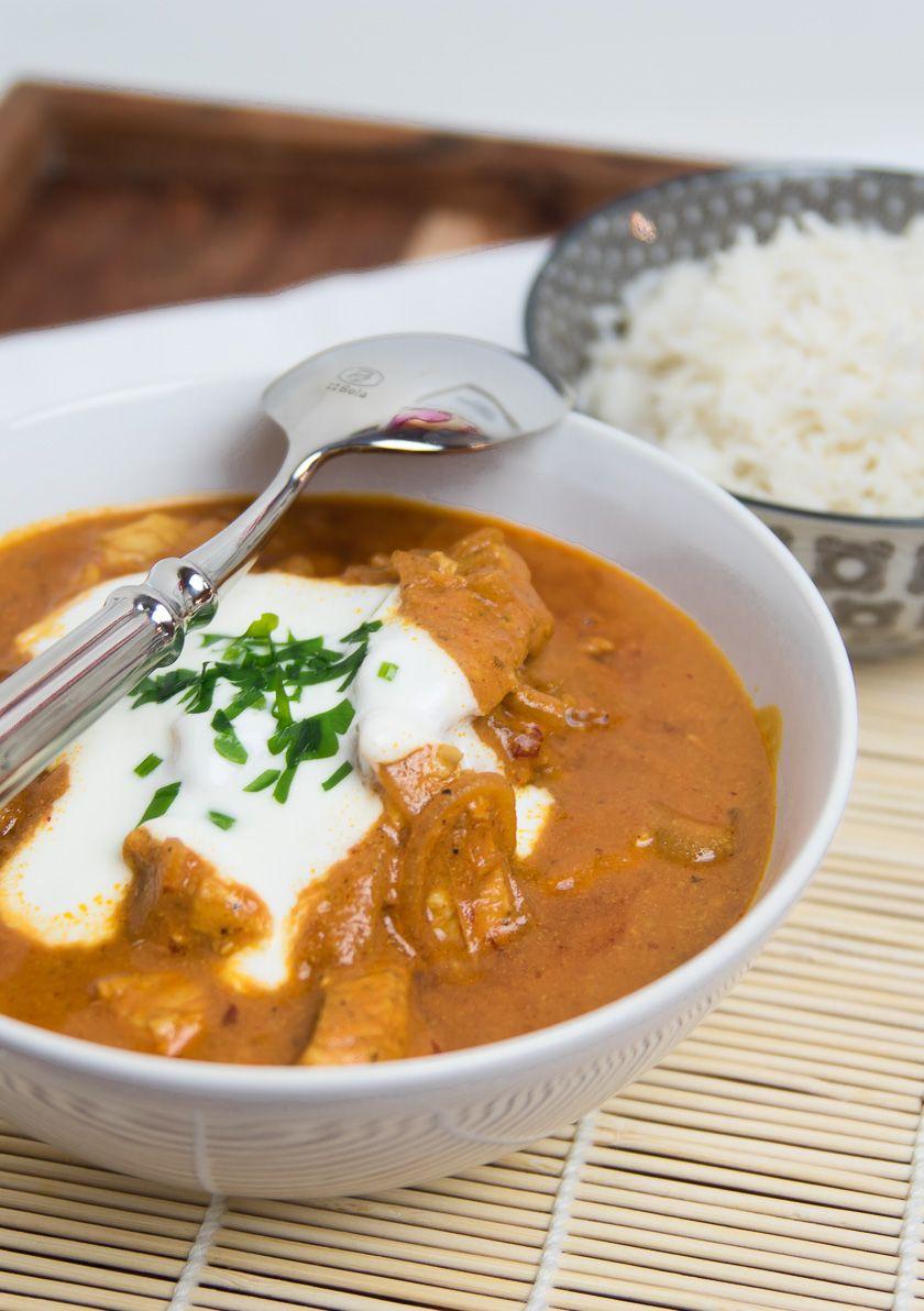 Chicken Tikka Masala – schnell und einfach #chickenrecipes