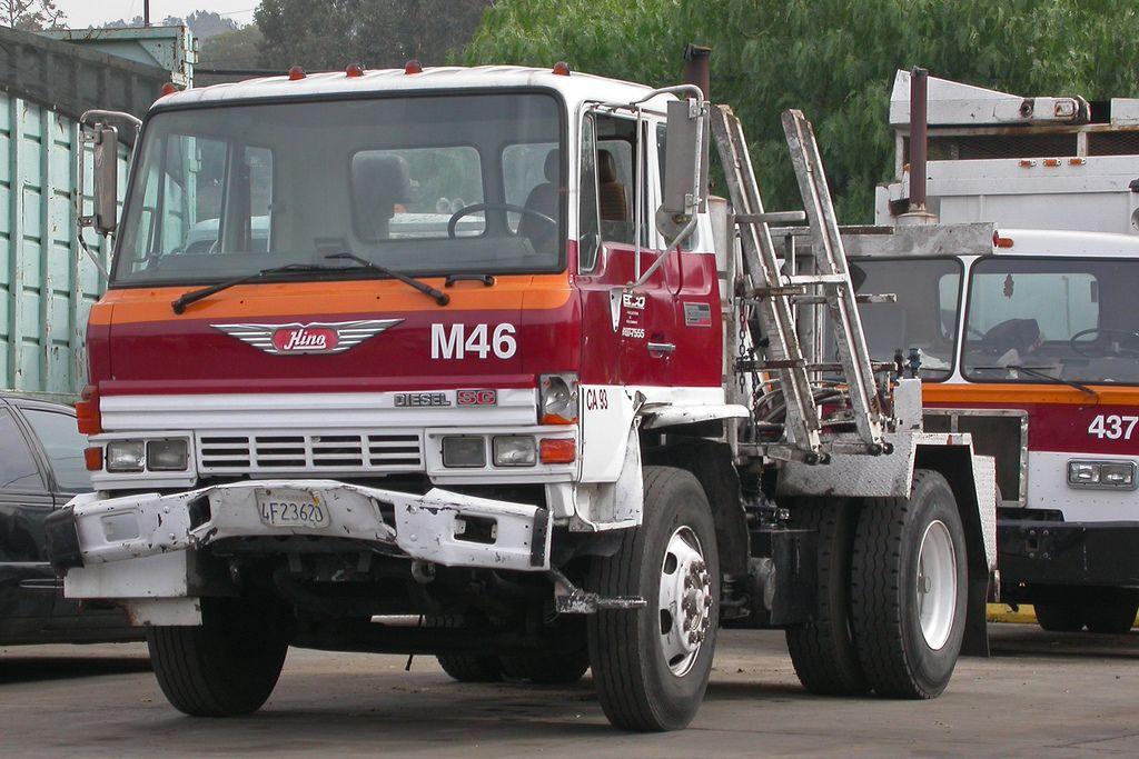 EDCO Hino | Tractor