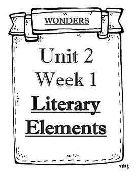 WONDERS 2014/2017 edition Grade 4 Unit 2 Objectives