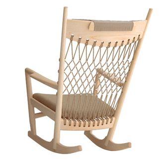 Hans J Wegner Pp124 The Rocking Chair Stuhl Schaukel