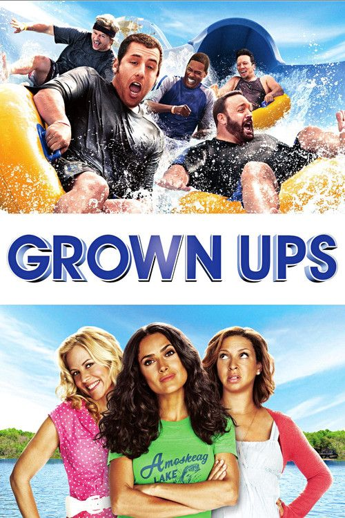 Download Grown Ups 2010 Torrents Peliculas De Comedia El Nino
