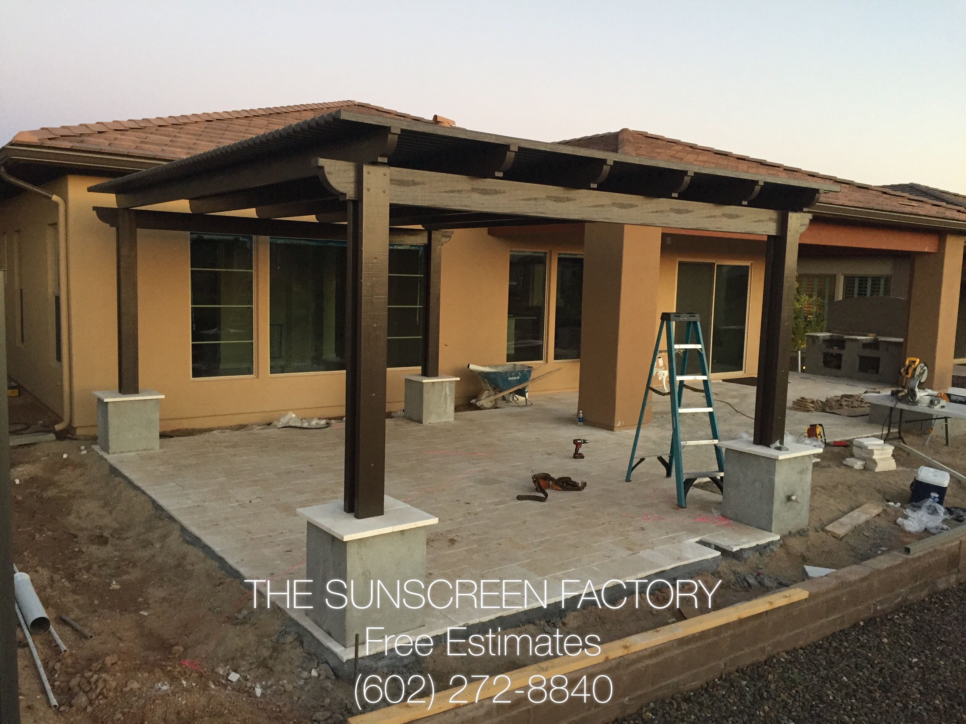 Alumawood Patio Covers Phoenix,AZ 602 272 8840