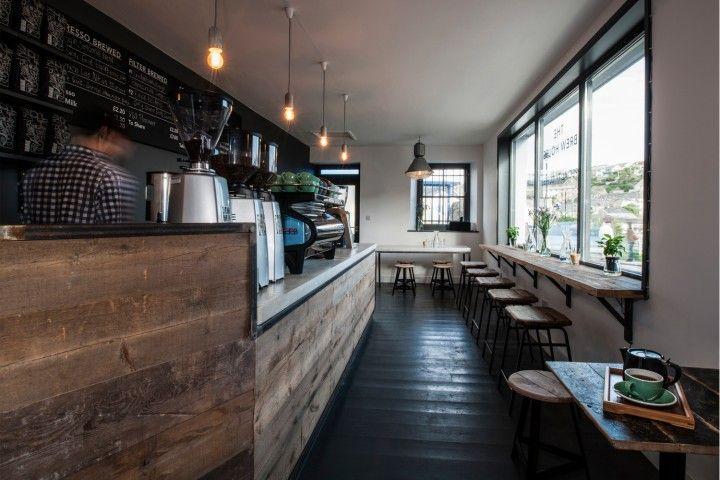 Anna Hart Design Cafe Interior
