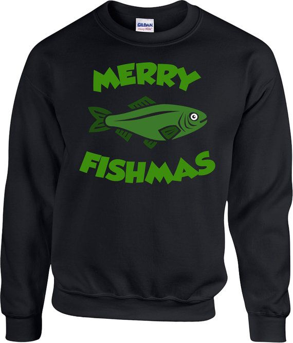 Funny Christmas Gifts For Fisherman Sweater Xmas Gift Ideas For Men ...