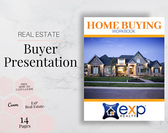 Listing Presentation Packet Exp Exp Real Estate Guide Templates