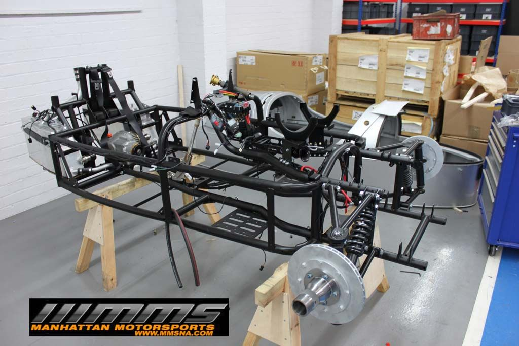 Three Wheeler Frame : New morgan three wheeler cars manhattan dealer