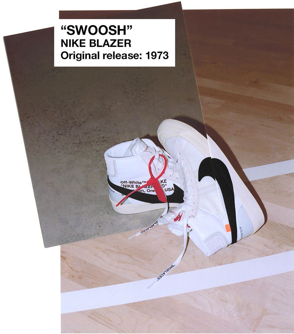 Off White Nike The Ten Official Release, Store List, and Raffle Schedule |  SneakerNews