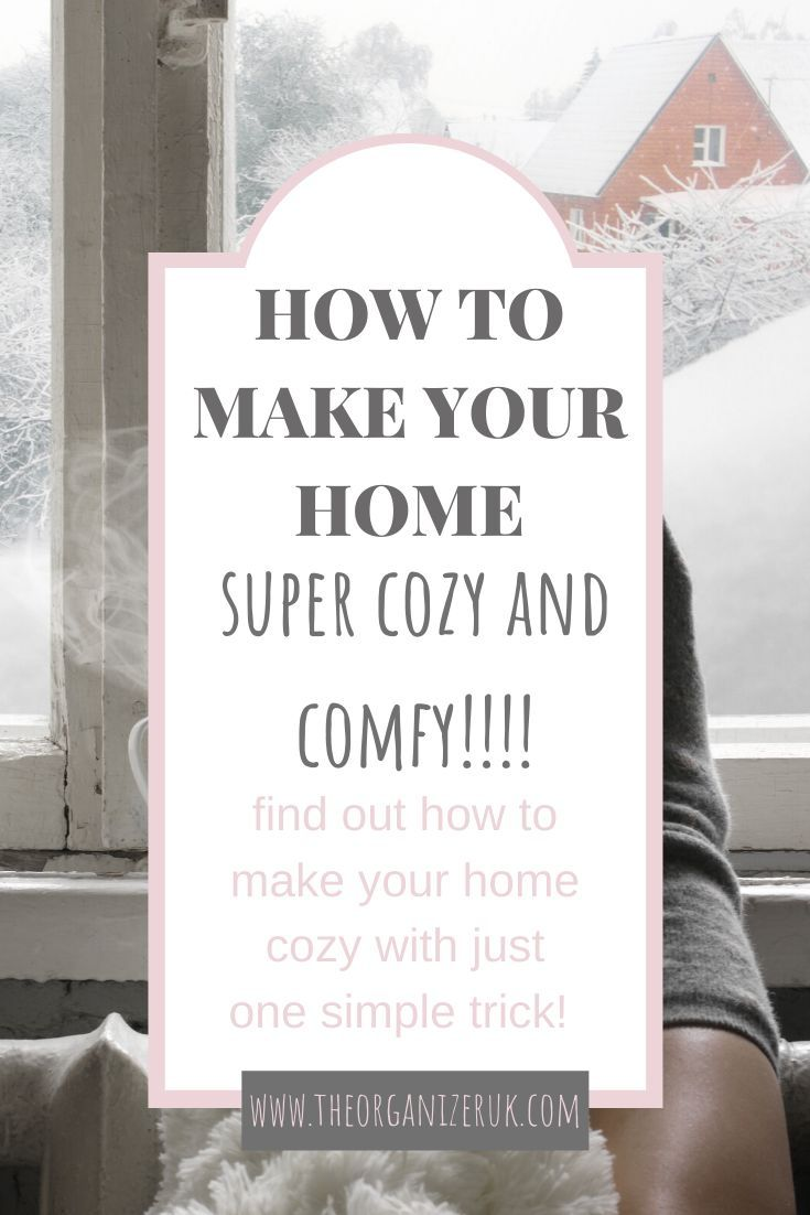 HOW TO MAKE YOUR HOME FEEL SUPER COMFY AND COZY WITH THIS SIMPLE TRICK! #cozyhome #homemaking #homemakingtips #housestyle #ad #homedecor #housestyle #homestyle