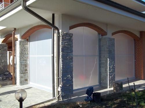 Tende Veranda Torino : Tenda veranda invernale motorizzata torino m f tende e tendaggi