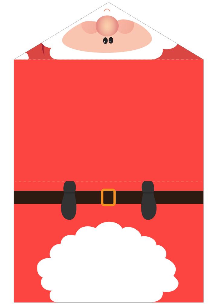 Http Www Kiwilimon Com Tips Tips De Fiestas Como Hacer Tarjetas Navi Tarjetas De Navidad Para Imprimir Cartas Para Santa Claus Tarjetas De Navidad Para Hacer
