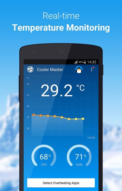 CPU Cooler Master-Phone Cooler FULL APK Free Download : Professional