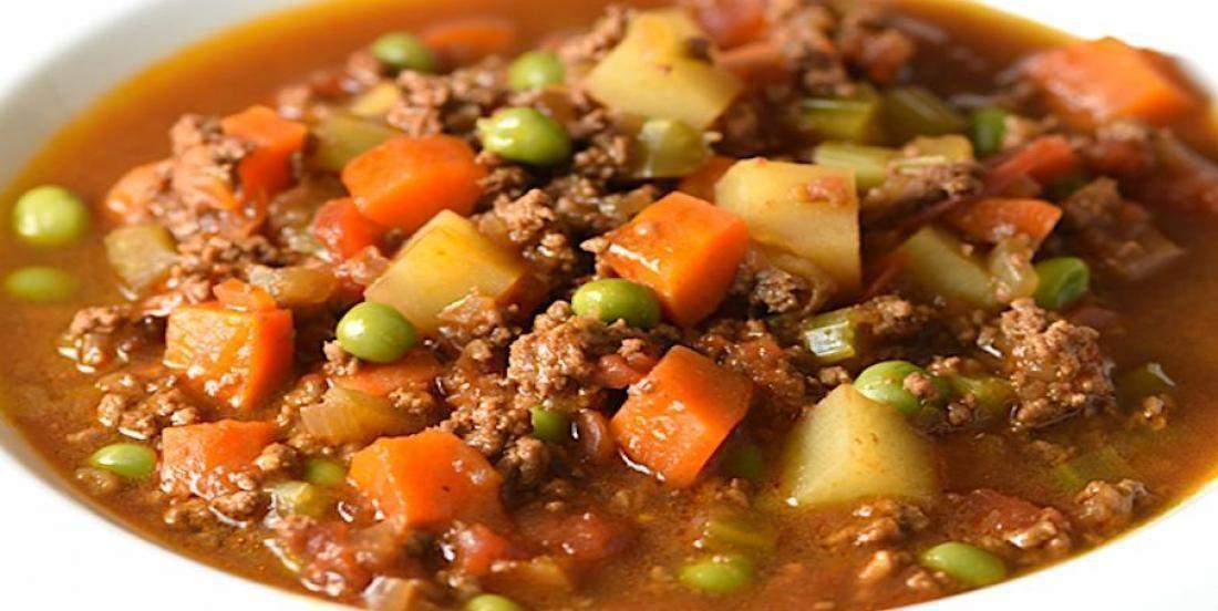 Photo of CHUCK WAGON stew … A hearty dish of AMERICAN origin, …-R…