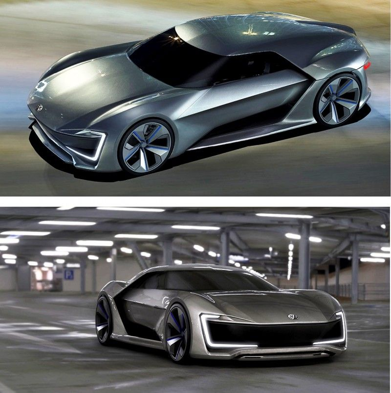 Hd Design Analysis 2020 Volkswagen Gt Ge By Eli Shala Biplane Aero Theory Negative Space Define Ev Supercar In 2020 Super Cars Futuristic Cars Top Luxury Cars