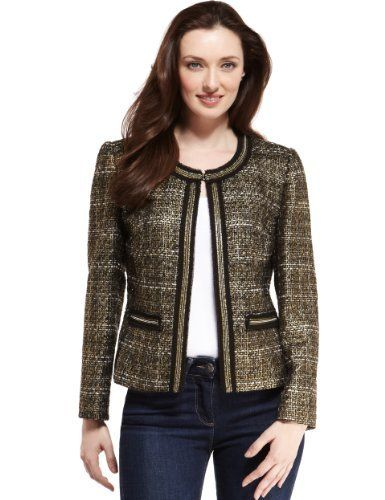 available rich and magnificent cozy fresh Textured Tweed Jacket with Wool | Jackets,blazers,cardigans ...