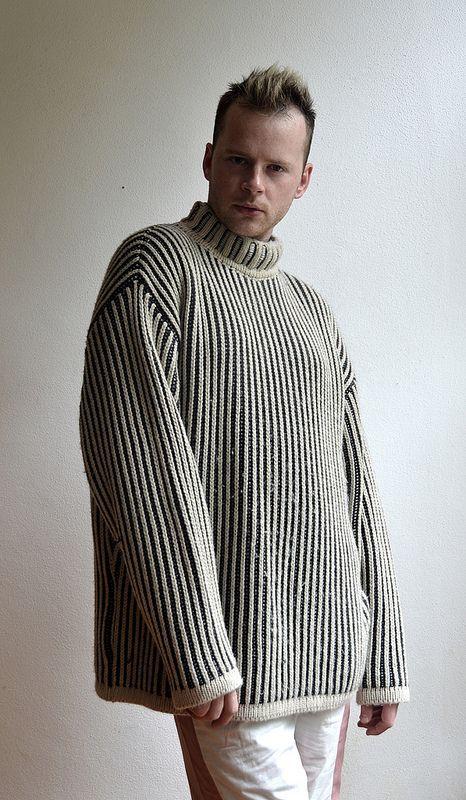 Brioche Sweater 1 | Brioche
