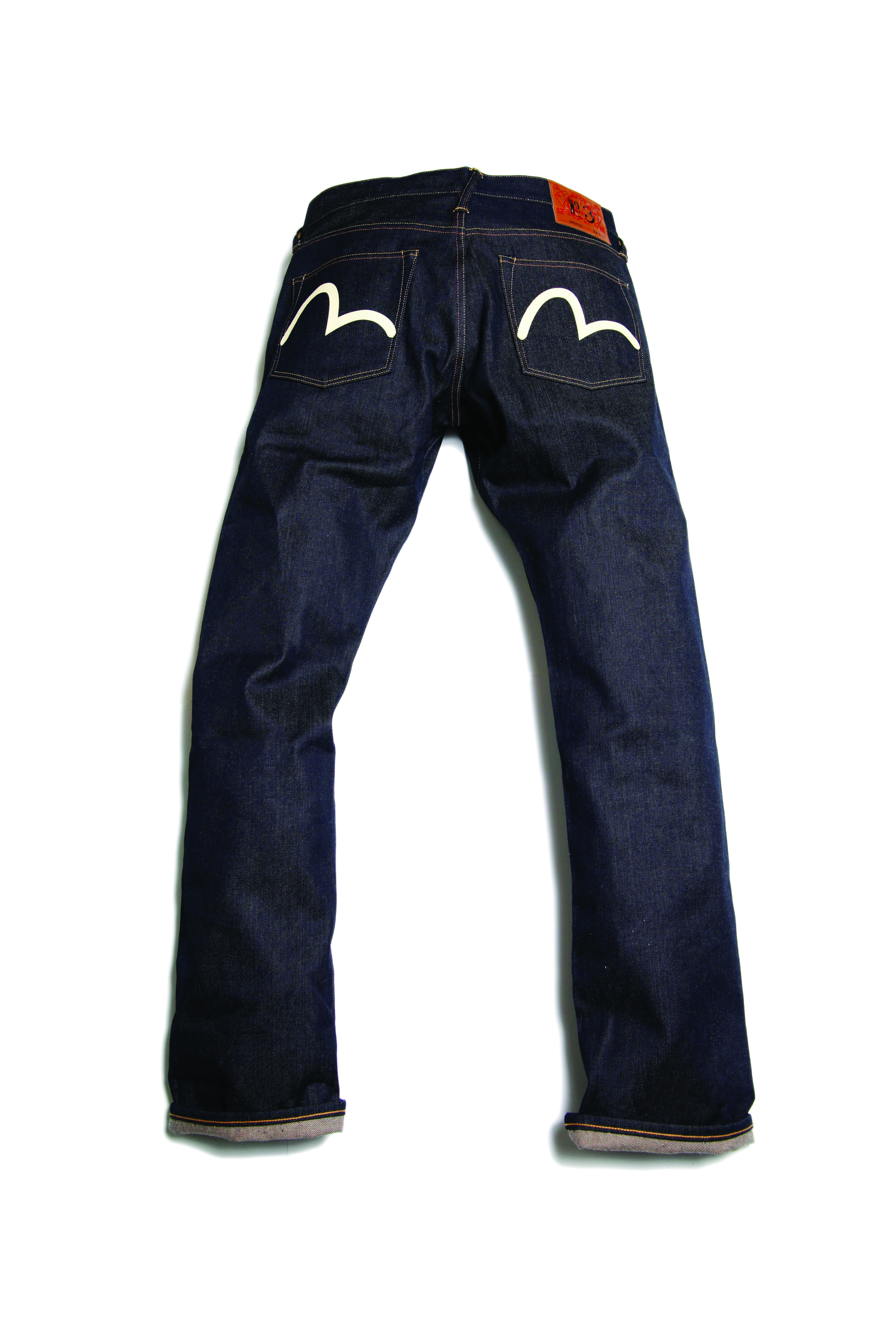 d2bc4556 Do you know all our selvedge jeans are made under EVISU Rules? Rule 1 -