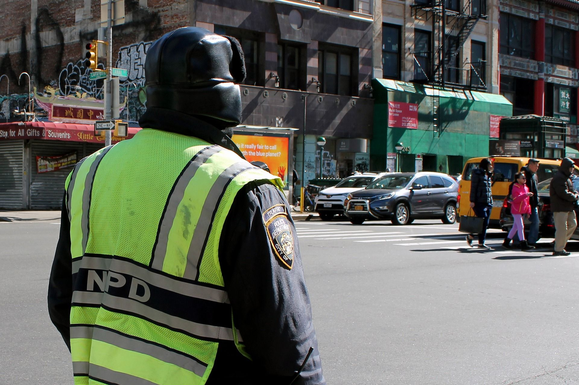 The NYC Police Department and The Department of