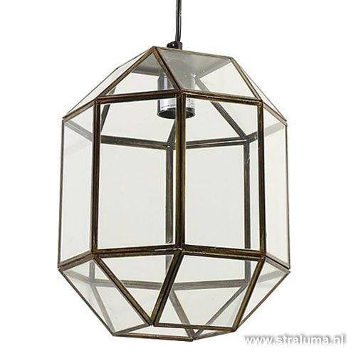 sà ndersà hanglamp lantaarn glas gang lighting