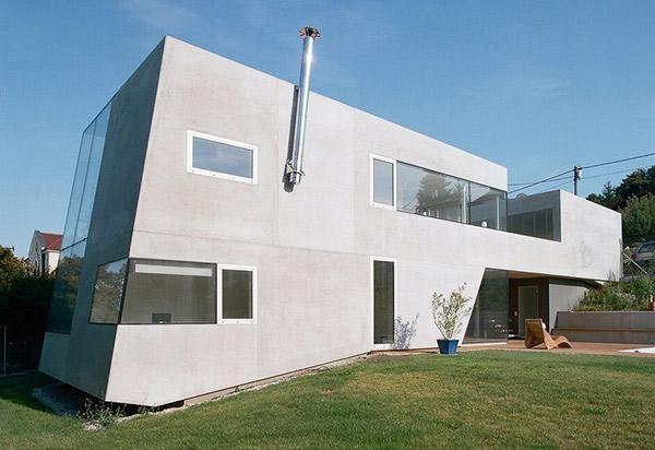 Caramel   Wien   Architects Haus P. Klosterneuburg. Austria