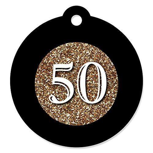 Adult 50th Birthday - Gold - Birthday Party Favor Gift Ta... https://www.amazon.com/dp/B01N6RNUNJ/ref=cm_sw_r_pi_dp_x_ypEgzb3SYWFAB