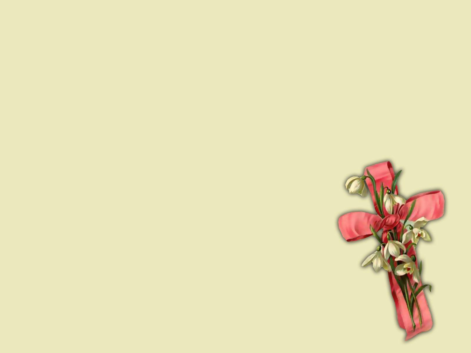 Happy Easter Cross | Religious Backgrounds | Pinterest | Easter ...