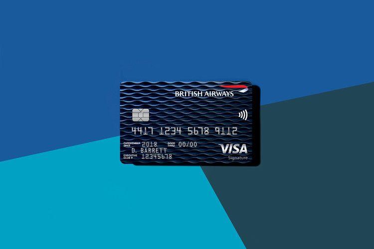 British airways visa signature credit card review the